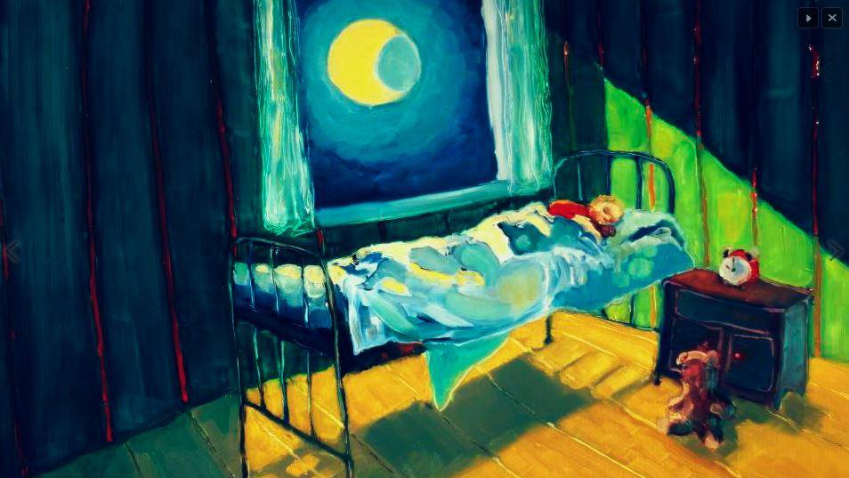 Ole Śpijsłodko (Ole Sleepwell)