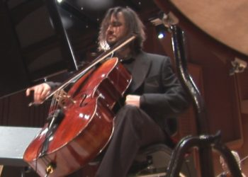 Variation on cello solo