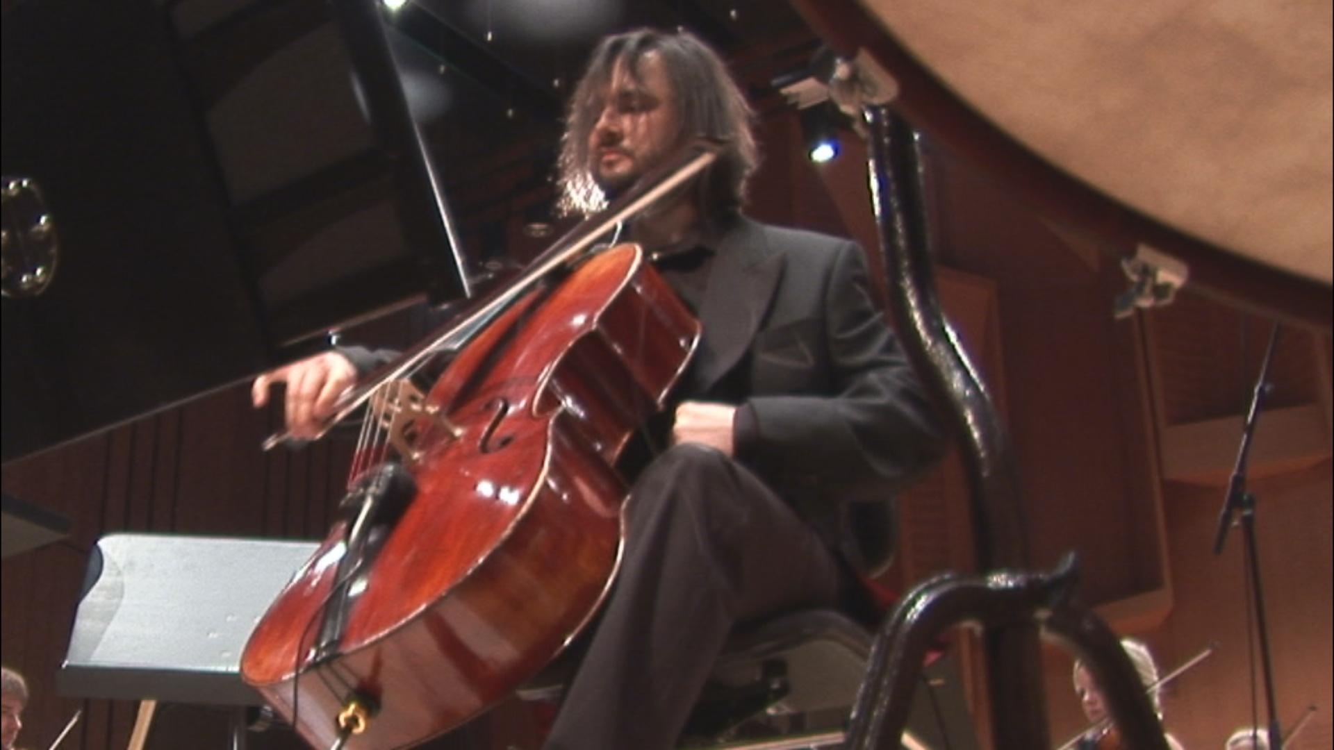 Wariacja na wiolonczelę solo