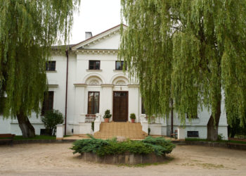 Pałac Łączyńskich w Kiernozi