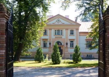 Pałac w Lisowicach (Dom pomocy społecznej)
