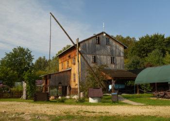 Młyn z Kuźnicy Żerechowskiej (Skansen Rzeki Pilicy)