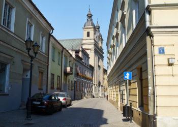 Stare Miasto i Rynek w Piotrkowie Trybunalskim