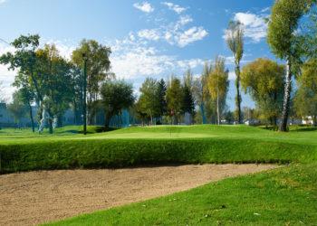 Pole golfowe A&A Arkadia