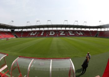 Stadion klubu Widzew Łódź
