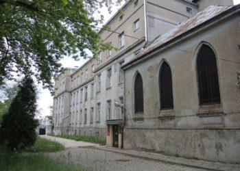 Szpital przy ul. Drewnowskiej w Łodzi