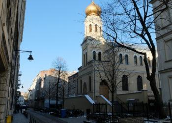St. Olga's orthodox church